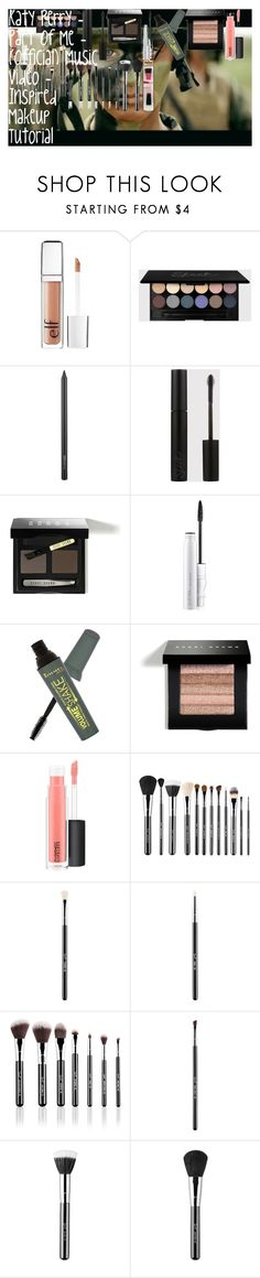 """""""Katy Perry - Part Of Me - (Official) Music Video - Inspired Makeup Tutorial"""" by oroartye-1 on Polyvore featuring beauty, e.l.f., MAC Cosmetics, Bobbi Brown Cosmetics, Rimmel and Sigma"""