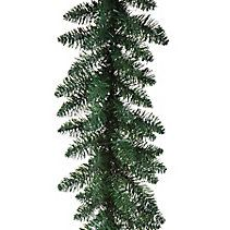 For Living Montclair Silver Sparkle Garland is perfect for doorways and stair bannisters Features sparkle tinsel incorporated into the tips Wreaths And Garlands, Canadian Tire, Cactus Plants, Sparkle, Silver, Decor, Decoration, Money, Cacti