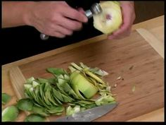 Cooking Tips : How to Remove Artichoke Hearts (good video)