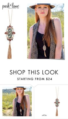 """""""Bianca"""" by parklanejewelry ❤ liked on Polyvore featuring Post-It"""