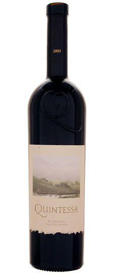 Quintessa- best wine yet.