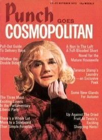 Punch : Punch goes Cosmopolitan Cosmopolitan Magazine, Punch, Alcoholic Punch