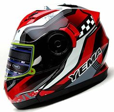 Special Offers - Yema Helmet YM-925 Modular Flip up Motorcycle Helmet-Freedom GraphicRedMedium - In stock & Free Shipping. You can save more money! Check It (January 28 2017 at 12:28PM) >> https://motorcyclejacketusa.net/yema-helmet-ym-925-modular-flip-up-motorcycle-helmet-freedom-graphicredmedium/