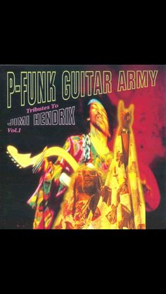 Jimi Hendrix and the P-Funk