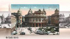 Genova, com'era.