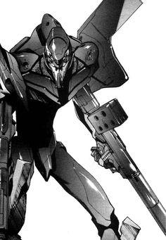 neon genesis evangelion manga - Buscar con Google