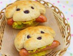 Snacks fête coulée Les Enfants: cositasconmesh
