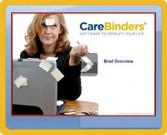 CareBinders - Keep Track of Everything: Personal, Medical, Financial, Fun