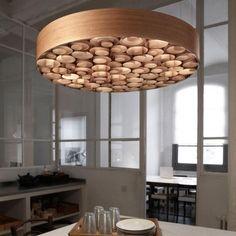 LZF Spiro Spiro Large Hanglamp bruin - Hanglampen - Binnenverlichting