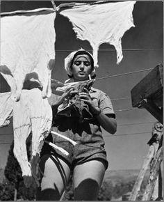 Robert Capa, 'Israel's First Year', 1949