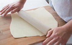 Pizza sin gluten ni lactosa. Homemade pizza Gluten free & Lactose free. http://www.mrandmslemon.com/pizza-sin-gluten-ni-lactosa/