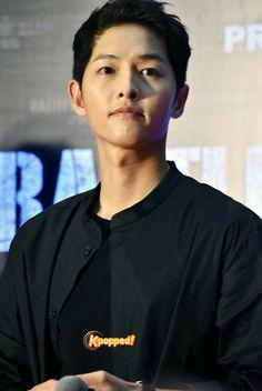 My Song Joong Ki at Battleship Island promotion Korean Dramas, Korean Actors, Song Joong Ki Cute, Deep Rooted Tree, A Werewolf Boy, Sungkyunkwan Scandal, Songsong Couple, Innocent Man, Song Hye Kyo