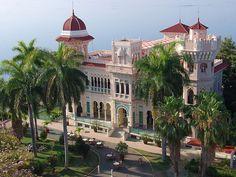 PALACIO DE VALLE. Cienfuegos. Cuba