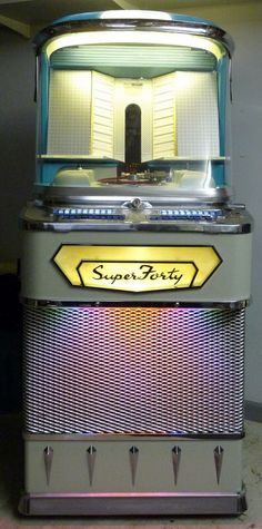 """1959 BAL-AMi """"Super 40 Deluxe"""".  Designed specifically for the UK market."""