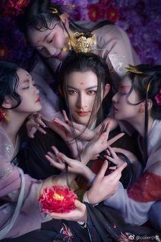 [Tiểu Mộng] Nam Thần Hoa Mẫu Đơn – Ám Trần Di Tán