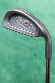 Ping Eye 2 Red Dot 1 iron - used golf club #PING
