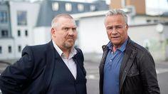 Endlich wieder ein Tatort aus Köln! Freddy Schenk und Max Ballauf (Bild: WDR/ Martin Menke)