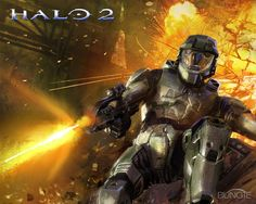But if Master Chief were Chuck Norris, there wouldn't have been a need for Halo ODST, Wars, Reach, or Halo 2, Video Game Art, Video Games, Science Fiction, Microsoft, Craig Mullins, Halo Master Chief, Halo Series, Halo Game