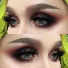 Makeup looks – Lush Makeup Ideas Makeup Inspo, Makeup Art, Makeup Inspiration, Makeup Tips, Beauty Makeup, Makeup Trends, Makeup Ideas, Beautiful Eye Makeup, Natural Makeup Looks