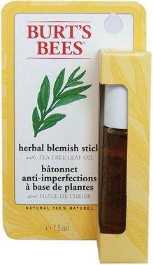 Burt's Bees Bâtonnet Anti-Imperfections à Base de Plantes | Ecco Verde