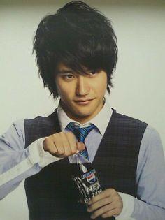 kenichi matsuyama, japan actor
