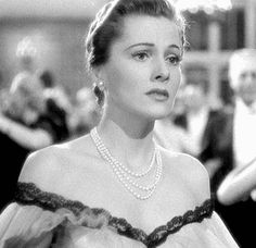 Joan Fontaine in Suspicion, 1941 directed by Alfred Hitchcock