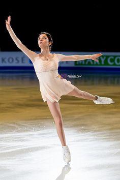 https://flic.kr/p/SfhVz3 | Evgenia Medvedeva - RUS | Copyright Danielle Earl/Golden Skate