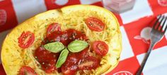 Roasted Spaghetti Squash by Plant Based on a Budget
