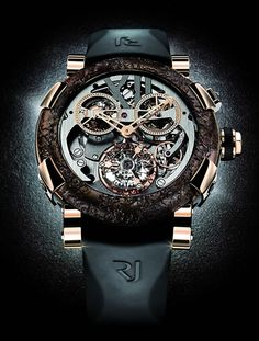 Romain Jerome Titanic-DNA rusted steel T-oxy III Skeleton Chronograph Tourbillon Best Watches For Men, Amazing Watches, Fine Watches, Luxury Watches For Men, Beautiful Watches, Cool Watches, Rolex Watches, Unique Watches, Wrist Watches
