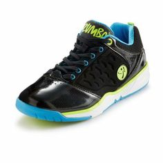 Zumba Energy Push Shoes - Black | www.GlobalZFitness.com #zumbaclothes #zumba #zumbashoes #fitness