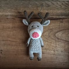 Reinhold Reindeer by prenzlzwerg on Etsy