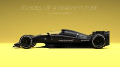 You will ❤ MACHINE Shop Café... ❤ Best of Racing @ MACHINE ❤ (McLaren-Honda Formula 1 Enclosed Cockpit Concept | Andries van Overbeeke on Behance)