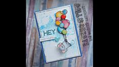 DIY wobbler device and two ideas for simple cards feat. AALL and create