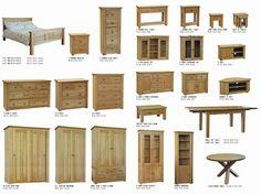 www.easyFurn.co.uk Solid Oak, Divider, Contemporary, Room, Furniture, Home Decor, Bedroom, Decoration Home, Room Decor