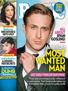Cool Hot Hollywood Celebrity Hey Girl, Ryan Gosling finally got a People cover as Americas Most Wanted Man .   4 Hi-Resolution images in gallery.