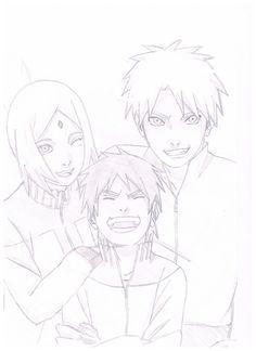 Naruto// Naruto and Sakura