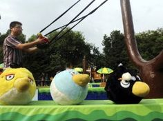 'Angry Birds' playgrounds set to debut in Finland