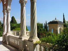 Giardini Villa Hanbury, #Ventimiglia, #Liguria, #Italy