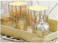 Afbeeldingsresultaat voor zilveren kerstversiering zelf maken