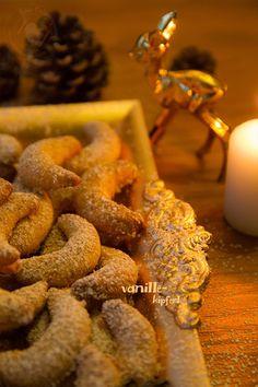Fabi´s Culinariyumm: Vanillekipferl - German christmas cookie classic