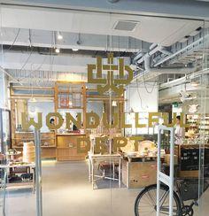 中国・上海の南京西路エリアにオープンしたセレクトショップ WONDULLFUL…