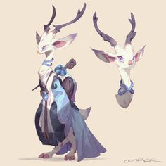 Fantasy Character Design, Character Design Inspiration, Character Art, Animal Sketches, Animal Drawings, Art Drawings, Creature Concept Art, Creature Design, Mythical Creatures Art