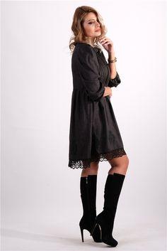 Etek Ucu Nakışlı ElbiseKumaş Cinsi  :%80 Cotton %20 PolyesterModelin Ölçüleri : 1.68cm / 36 BedenModelin Üstündeki Beden : Small                                                                                                                                                                                                     Yıkama Talimatı:Ürünün iç etiket bölümünde gerekli yıkama talimatı yer almaktadır. Sweaters, Dresses, Fashion, Vestidos, Moda, La Mode, Sweater, Fasion