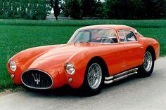 Maseratti A6GCS Pininfarina Berlinetta