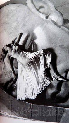 1987 Helmut Newton Art Fashion Photography by seasidecollectibles