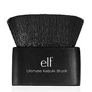 A true beauty multi-tasker, our Ultimate Kabuki Brush works for blending, highlighting, contouring, and stippling. #elfcosmetics #playbeautifully