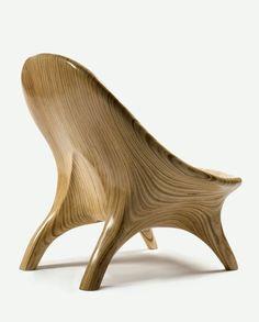 """Poltrona Suave"" lounge chair by Julia Krantz image 4"