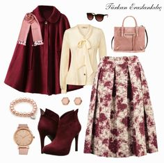 Hijab fashion, new season collections, hijab combinations, style suggestions . Street Hijab Fashion, Muslim Fashion, Modest Fashion, Skirt Fashion, Fashion Dresses, Cute Modest Outfits, Classy Outfits, Skirt Outfits, Casual Outfits