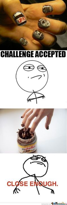 Lol #nutella