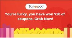 Hey friends! Do you know how is it possible that Banggood can earn tens of millions of dollars per year? In addition to high-quality and low-cost goods, and fast logistics, new users get $20. Millions Of Dollars, Funny People, Did You Know, Logos, Friends, Amigos, Logo, Boyfriends